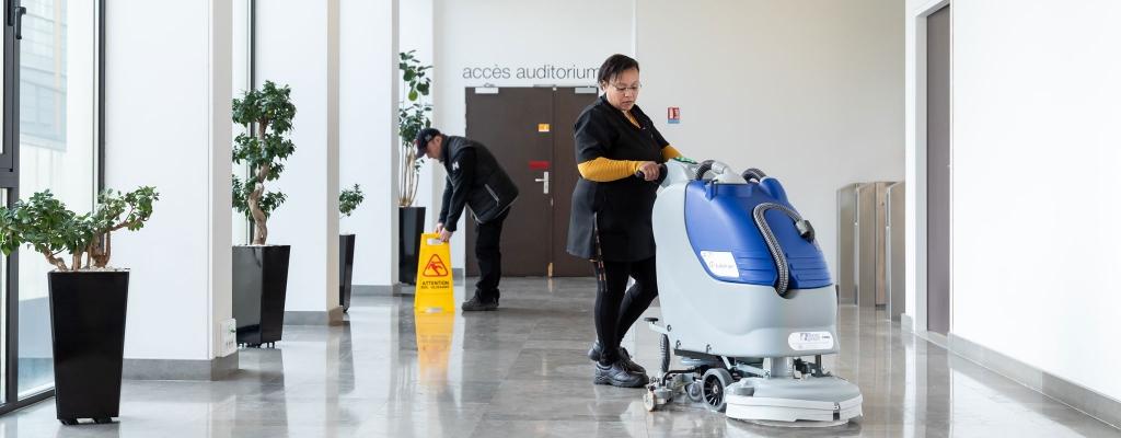 Europ Net - Propreté et services de nettoyage à Paris - Île-de-France